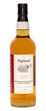 Shieldaig Highland Single Malt Whisky, Ian McLeod  46,0 %vol
