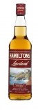 Hamiltons Lowland Single Malt Scotch Whisky 40vol%
