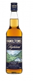 Hamiltons Highland Single Malt Scotch Whisky 40,0%vol