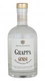 Zanin Grappa Bianca Superiore Monte Sabotino 40,0 %vol